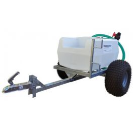 300L Site Tow Trailer Mounted Water Bowser - Single Axle