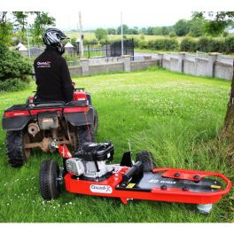 ATV Powered Trailed Strimmer