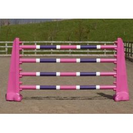 1 FENCE SET- with 8 Cup Integral Wings and 4 Pro Poles