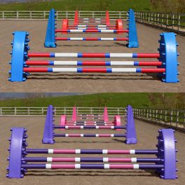 King and Queen Set - 8 Fence