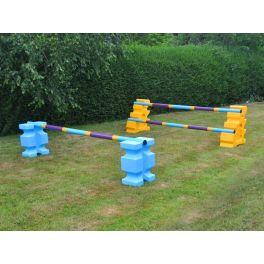 Junior Jump Club Set - 2 Fence (Club Style)