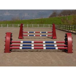 Heritage Royal Set - Heritage Jumps (2 Fence)