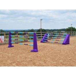 Intermediate Club Practice Set - 2 Fence (Club Style)