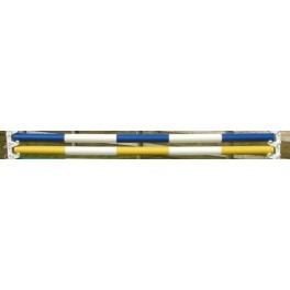"""Sectional Pro Polypole 10ft x 4"""" (5 Band)"""