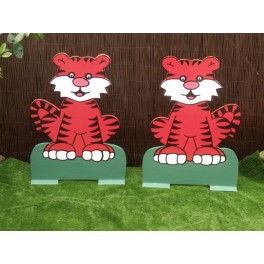 Pair Of Spooky Tiger Fillers