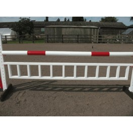 Show Jumps - HANGING LADDER FILLER - 8 ft Painted