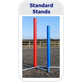 1.7m Upright stands (pair)