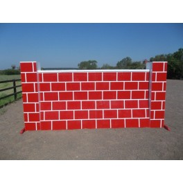 Puissance Wall - 80cm high x 3m long