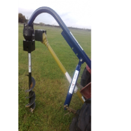 """Post Hole Borer - with 12"""" auger"""