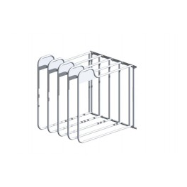 Rug Hanger - 5 Arm - Galvanised