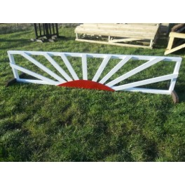 Show Jumps - Sunrise Filler - 8ft x 24 inches - Rustic