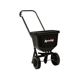 50 lb Push Broadcast Spreader