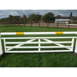 Show Jumps - Gate Filler - 8 ft x 2 ft - White