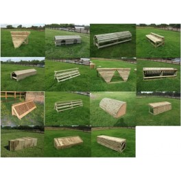 Set of 15 Cross Country Fences