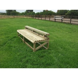 Picnic Table - Cross Country Jump - 8ft x 18 inches