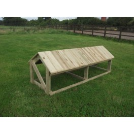 Sheep Feeder - Cross Country Jump - 8ft x 18 inches