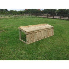 Shelter - Cross Country Jump - 8ft x 18 inches