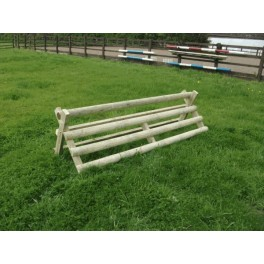 X Rails - Cross Country Jump - 8ft x 18 inches