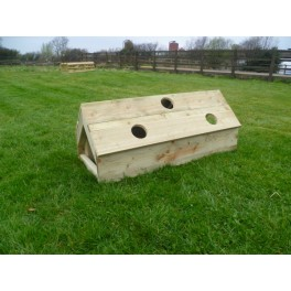 Cheese House - Cross Country Jump  - 8ft x 18 inches
