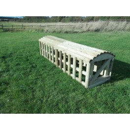 The Lattice - Cross Country Jump - 8ft x 18 inches