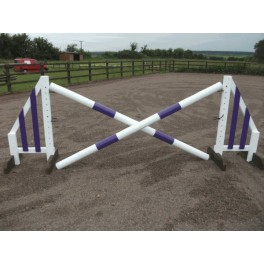BSJA Show Jumps - Set Q  - 8 ft x 5 ft
