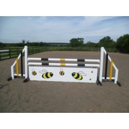 BSJA Show Jumps - Bee Filler Set  - 8 ft x 5 ft