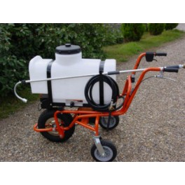 Electric Powered Hanging Basket Water Unit - SCH WBEPW