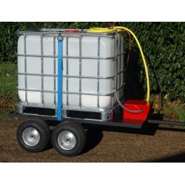 600L (132 Gallon) Tank with Electric Pump - SCH WC