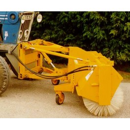Dirt Pro B 2.4m Wide Push Sweeper