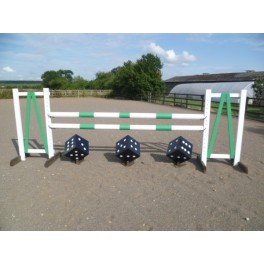 3 Dice Filler Set  - 8ft x 5 ft