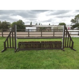 BSJA Show Jumps - Brush Filler Rustic Set  - 8 ft x 5 ft