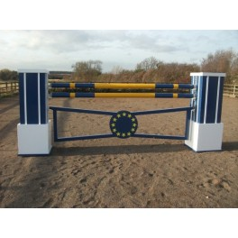 EU Towers Set - 8 ft x 4 ft