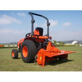 Heavy Duty  DL Tine 4ft wide Rotavator