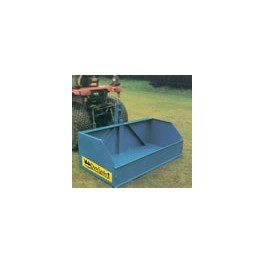"HEAVY DUTY Transport ""TIPPING"" box - 4ft"