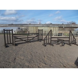 Working Hunter Jumps - SET OF 3 - 8 ft x 4 ft