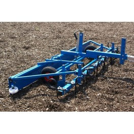 Arena Leveller Type 1 with Tines and Pin Hitch - Comes as standard