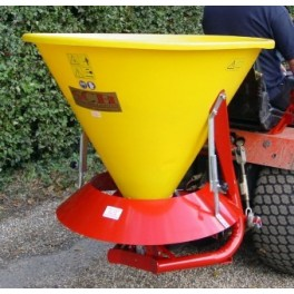 Powered Fertiliser Broadcaster - 250 litre - SCH PBS250