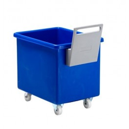 227 Litre Multi-Purpose Mobile Container Complete with Plastic Handle - No Lid