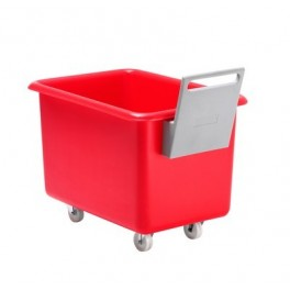 320 Litre Multi-Purpose Mobile Container Complete with Plastic Handle - No Lid