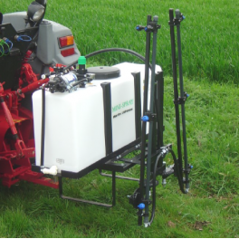 70L - 2m Boom Tractor Mounted Mini Spray