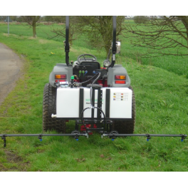 Tractor Mounted Mini Spray - 70L - 2.5m Boom