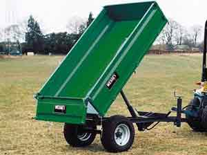 barrows & ATV trailers
